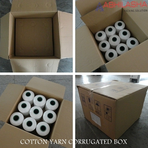 Yarn Packaing Box
