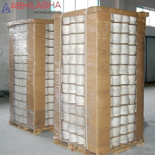 Yarn Pallet Packing corrugated box