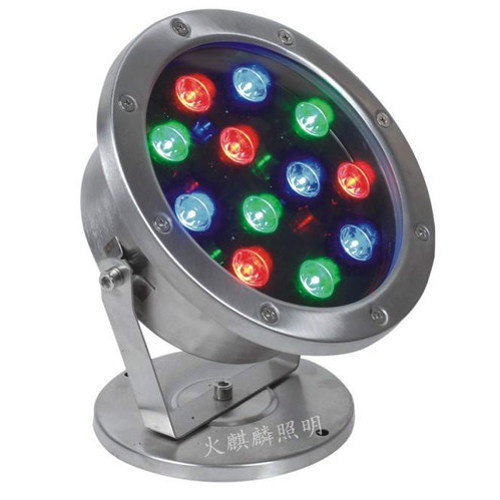 LED Underwater Light With Stand