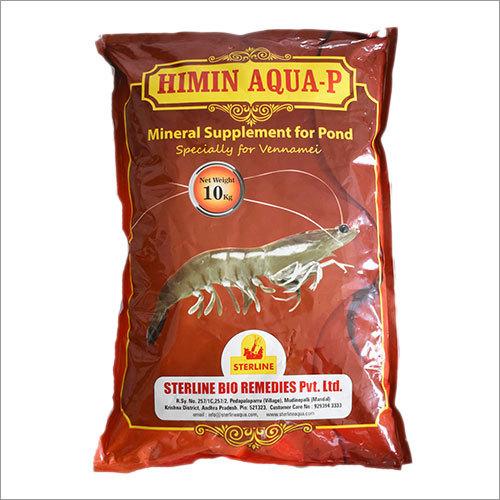 Aquaculture Mineral Supplement