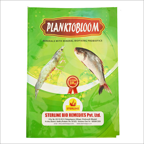 Fish Mineral Feed Supplement