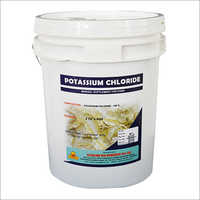 Potassium Chloride Mineral Supplement Pond