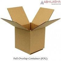 Full Overlap Container