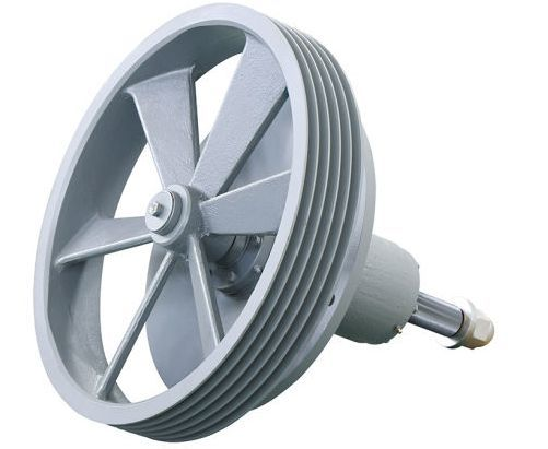 Fan speed reducer