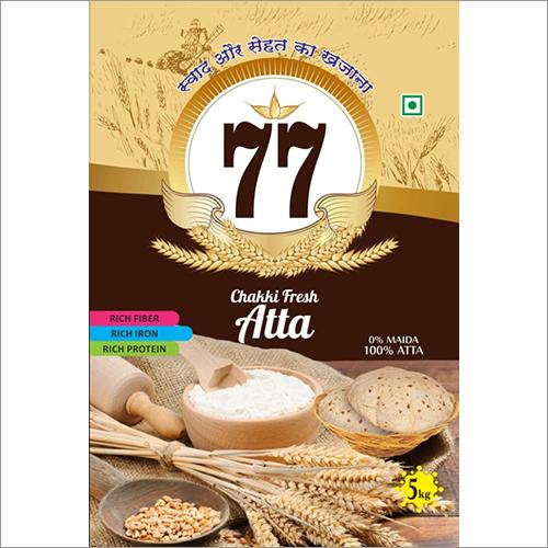 5Kg Wheat Chakki Fresh Atta