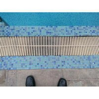 Swimming Pool Overflow Gutter Grating
