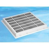 Swimming Pool Drain Plate