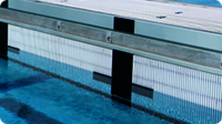 Swimming Pool I-Bar Grating
