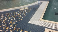 PVC Pool Grating