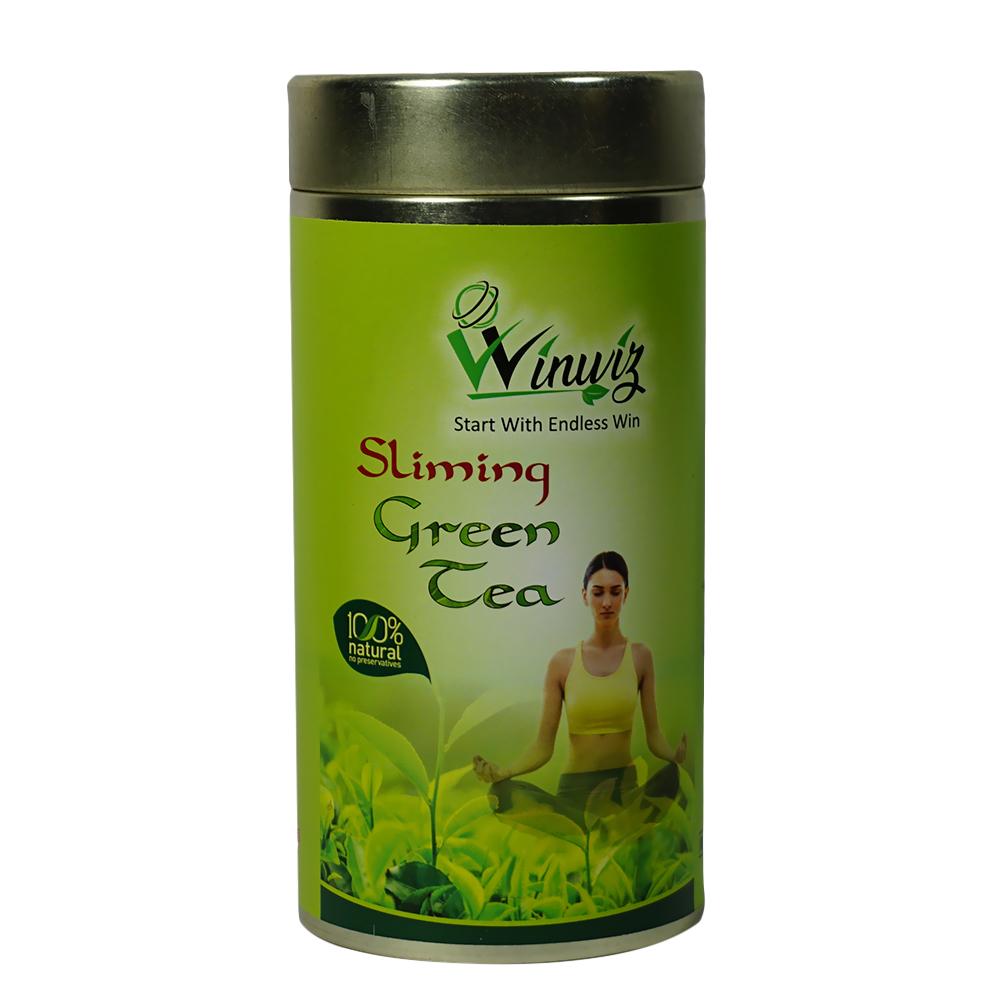 Sliming Green herbal Tea