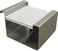 Stainless Steel Pool Gutters