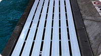 Swimming Pool T-Bar Grating