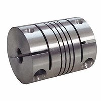 Flexible Encoder Helical Coupling