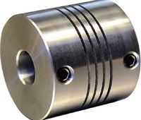 Aluminum Flexible Spiral Coupling