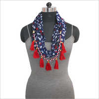 Jewelled Scarves