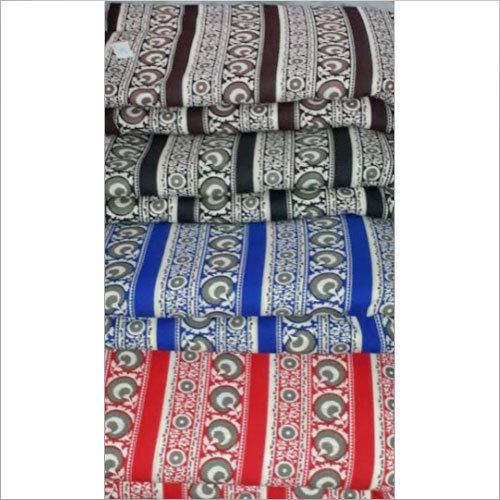 Printed Pigment Fabric