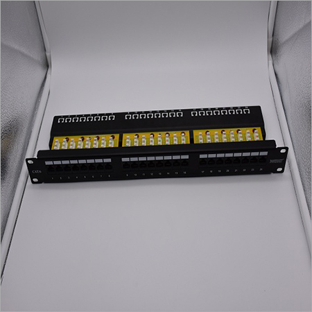 24 Port Patch Panel -6U