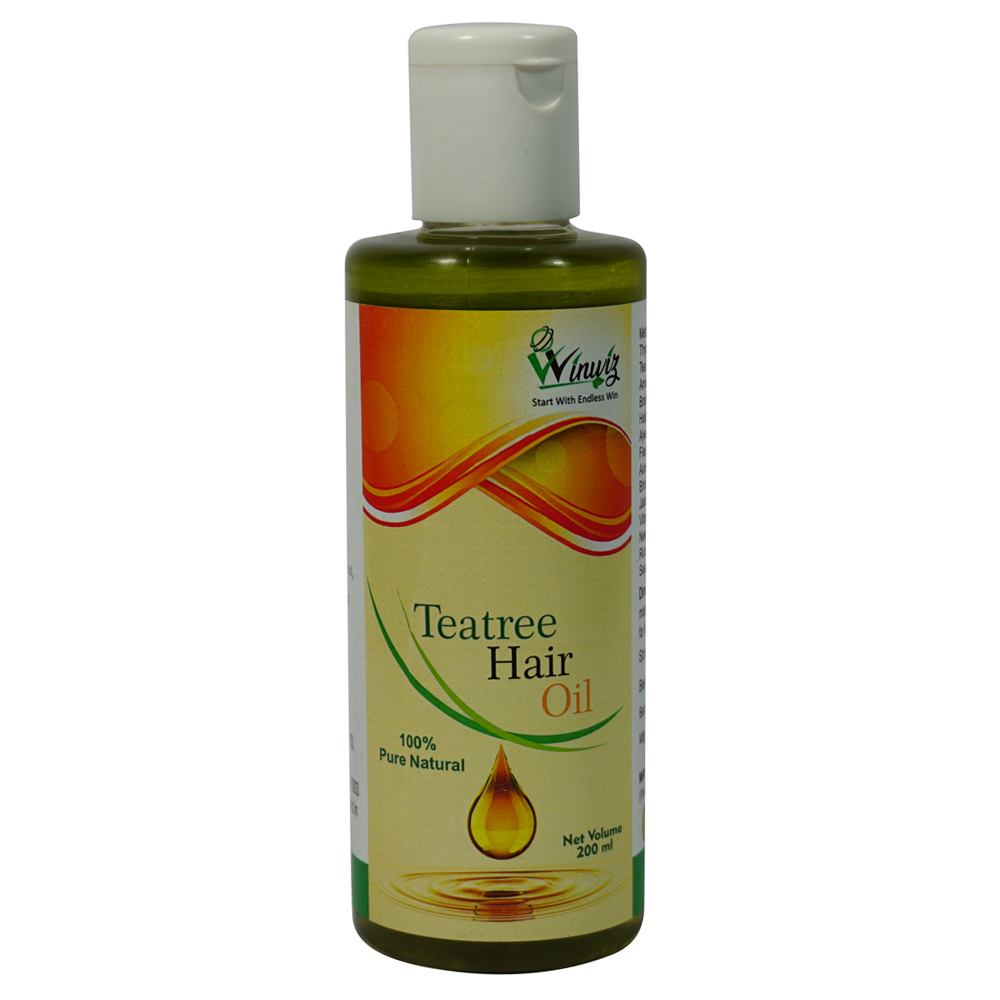 Teatree Hair Oil
