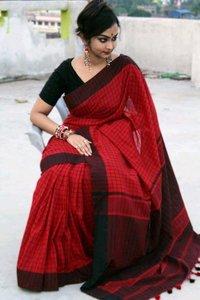 Soft Linen Sarees