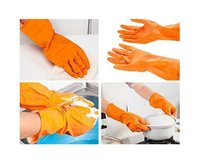 Hand Care Plus Rubber Gloves