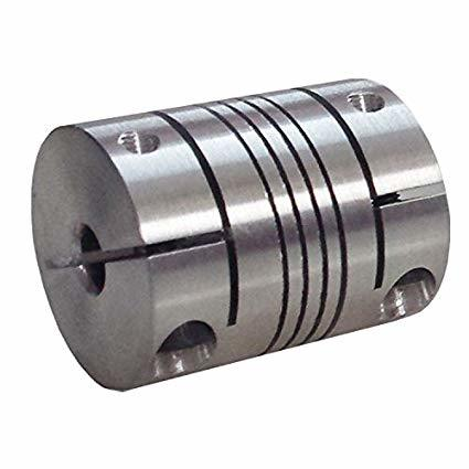 Flexible Bellow Coupling