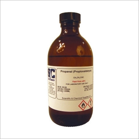 Propionaldehyde Solution