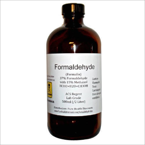 Formaldehyde Chemical