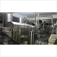 Fryums Line Machine