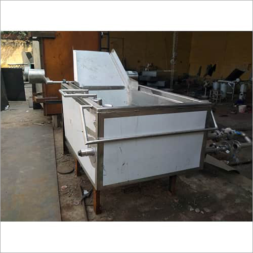 Automatic Fryer Line