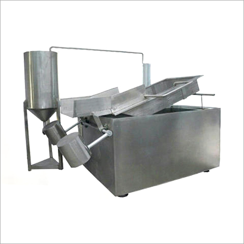 SS Rectangular Batch Fryer