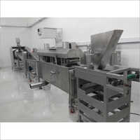 Automatic Continuous Namkeen Fryer Machine