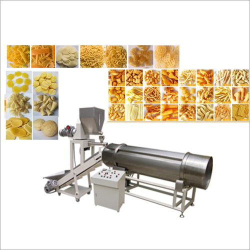 Snack Processing Machine