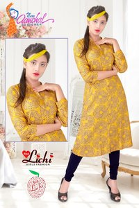 Ladies Tunic Kurtis