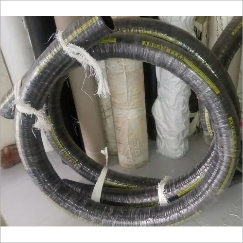 CEMENT FEEDING RUBBER HOSE PIPE