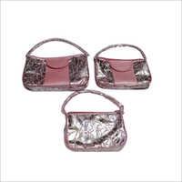 Jewellery Printed Kits Hand Bag
