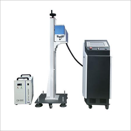 UV Flying Laser Marking Machine