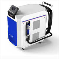Handheld 50W Laser Cleaning Machine