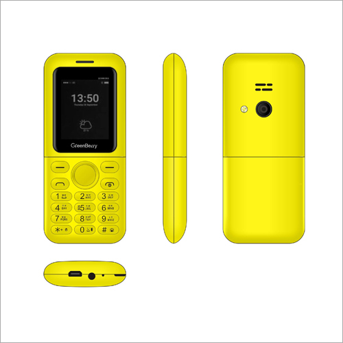 Rear Camera Keypad Phone