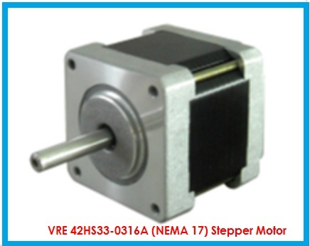 NEMA-17 STEPPER MOTORS