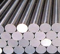Plastic Steel Round Bars