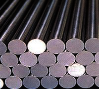 Plastic Steel Round Bars