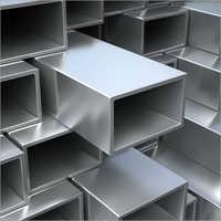 Aluminium Rectangular Pipes