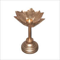 Copper Candle Stand