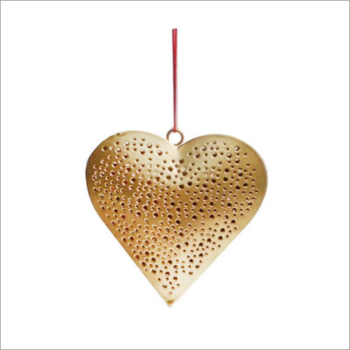 Heart Shape Decorative Wall Hanging