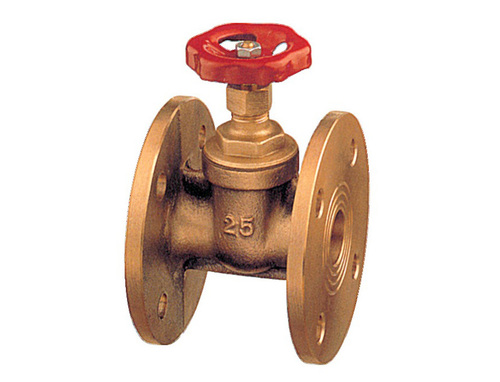 Gun Metal Gate Valve Flange End