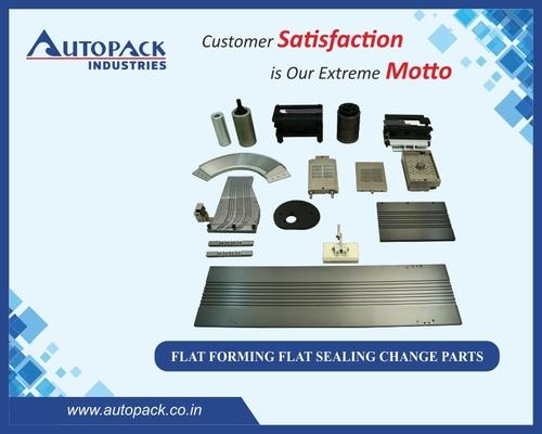 Flat Forming Flat Sealing Blister Parts