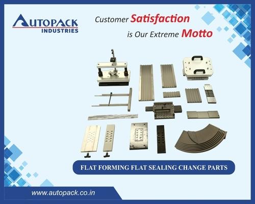 Flat Forming Flat Sealing Blister Change Parts