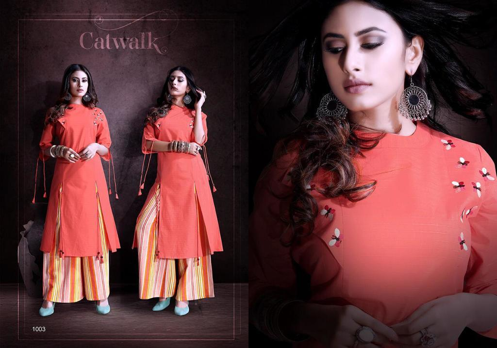 Latest Cotton Kurtis
