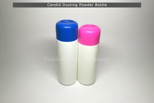 Round Dusting Powder Bottle