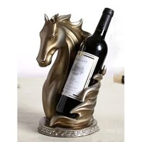 Decorative Horse Wine Holder